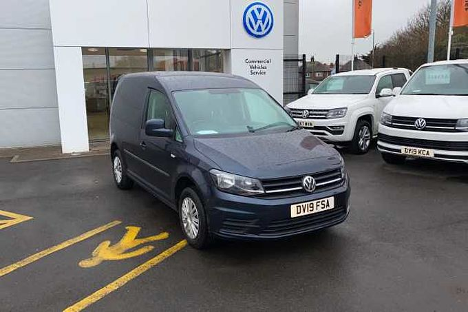 Volkswagen Caddy Trendline 2.0 TDI 102ps