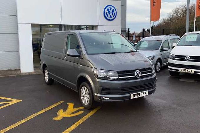 Volkswagen Transporter T28 Highline 2.0TDI 150PS SWB