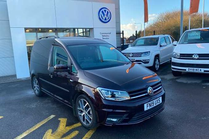Volkswagen Caddy Highline 2.0TDi 150ps DSG