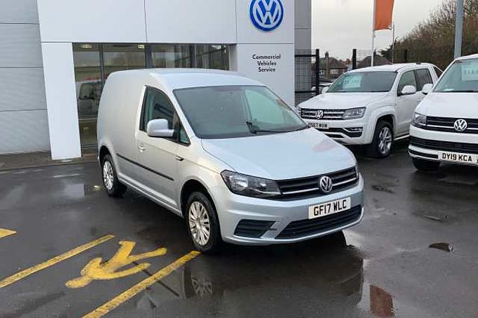 Volkswagen Caddy Trendline 2.0TDi 102ps
