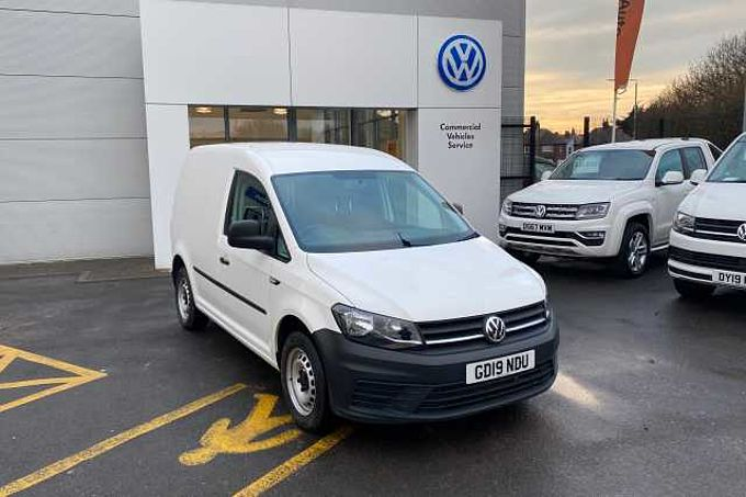 Volkswagen Caddy Startline 2.0 TDi 102PS