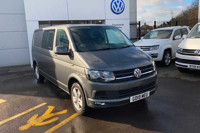 Volkswagen T32 Transporter Highline 2.0TDi 150ps DSG LWB