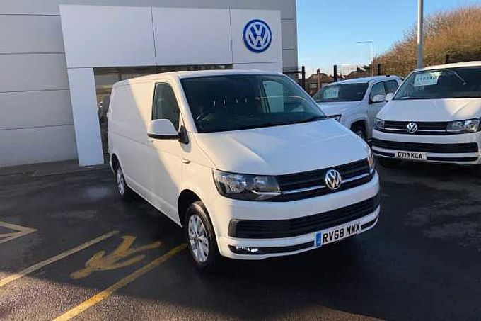 Volkswagen T30 Transporter Highline 2.0TDi 150ps DSG SWB