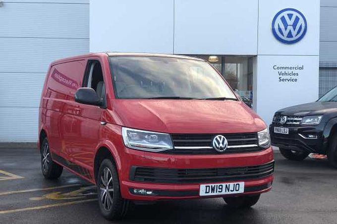 Volkswagen T30 Transporter Edition 2.0TDi 150ps SWB