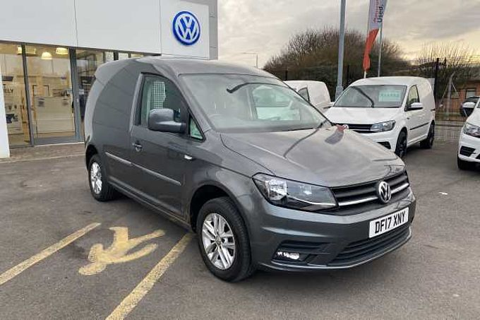 Volkswagen Caddy Highline 2.0TDi 102PS SWB