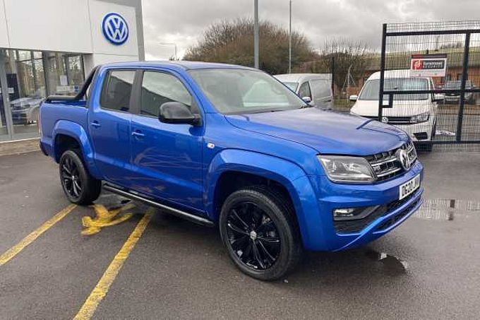 Volkswagen Amarok Black Edition 3.0TDi V6 258PS