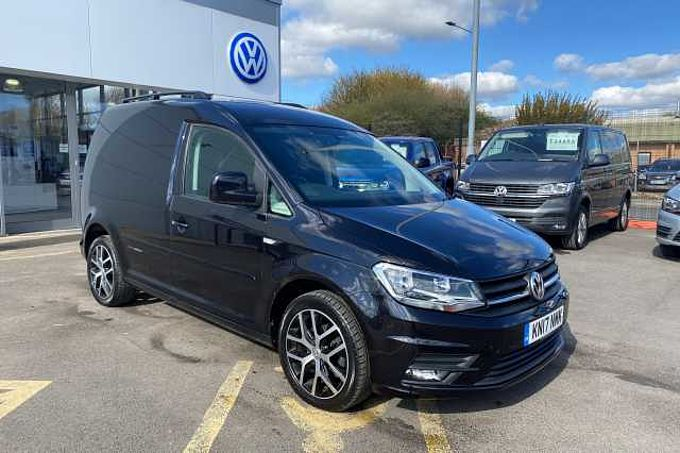 Volkswagen Caddy Black Edition 2.0TDi 102PS SWB