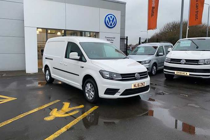 Volkswagen Caddy Maxi Trendline 1.6TDI 102ps