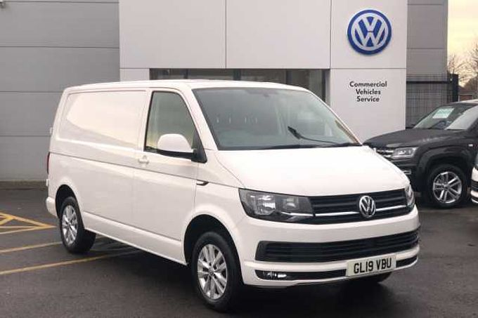 Volkswagen Transporter T28 Highline 2.0TDi 102PS SWB