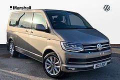 Volkswagen Caravelle Executive 2.0 TDi 204PS SWB Eu6 BMT DSG * Premium Bluetooth, LEDs, Rear Camera *