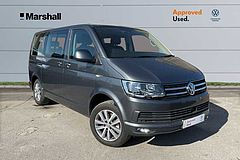 Volkswagen Caravelle SE 2.0 TSI 204PS(Eu6) BMT DSG * HIGH SPEC! WITH WHEELCHAIR ACCESS *