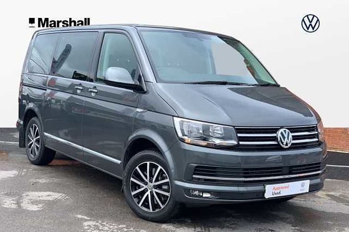 Volkswagen Caravelle Executive SWB 199 PS 2.0 TDI BMT 7sp DSG