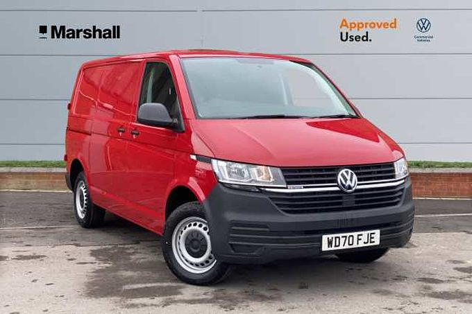 Volkswagen Transporter Panel Van 150ps T32 Startline Business  4MOTION SWB * Discover Media, Twin Side Doors*