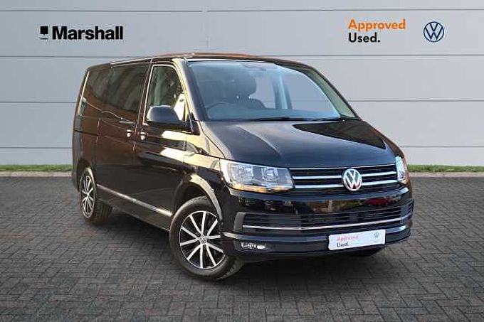 Volkswagen Caravelle Executive 2.0TDI 150 BMT SWB 7sp DSG * Discover Media, Adaptive Cruise, Child Seats *