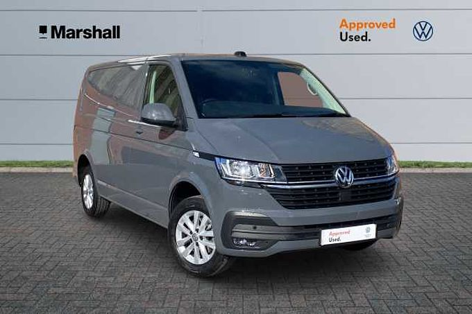 Volkswagen Transporter T28 Highline 2.0TDI 110ps BMT SWB PV * Rear Camera, Tailgate *