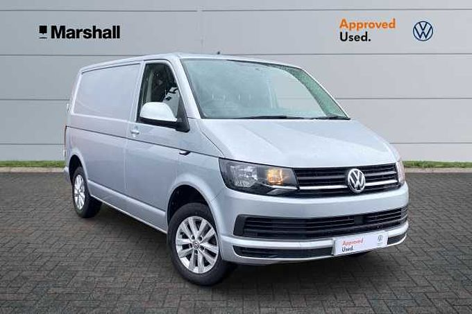 Volkswagen Transporter T28 Trendline PV 2.0 TDI (102PS) SWB * Climatic Cab Air Con *