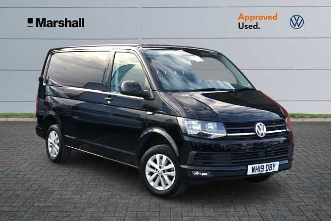 Volkswagen Transporter T30 Highline 2.0TDI (102PS) BMT SWB * Upgraded Media System , App Connect, Clayton Alloys *