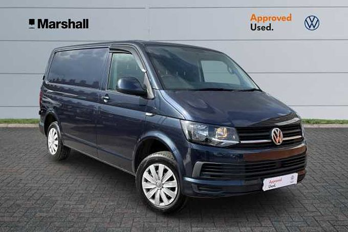 Volkswagen Transporter T30 Trendline 2.0TDI (150PS) SWB * App Connect, Upgraded Composition Media System *