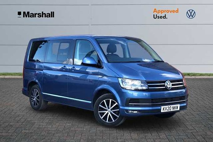 Volkswagen Caravelle Executive 2.0TDI 150ps BMT DSG * Discover Navigation, Rear Camera *
