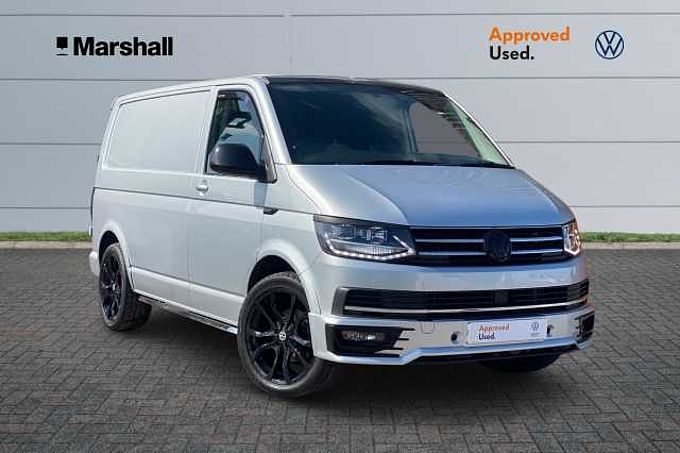 Volkswagen Transporter T28 HIghline PV 2.0TDI (102PS) BMT SWB * Climatic Air Con, Cruise Control, Clayton Alloys *