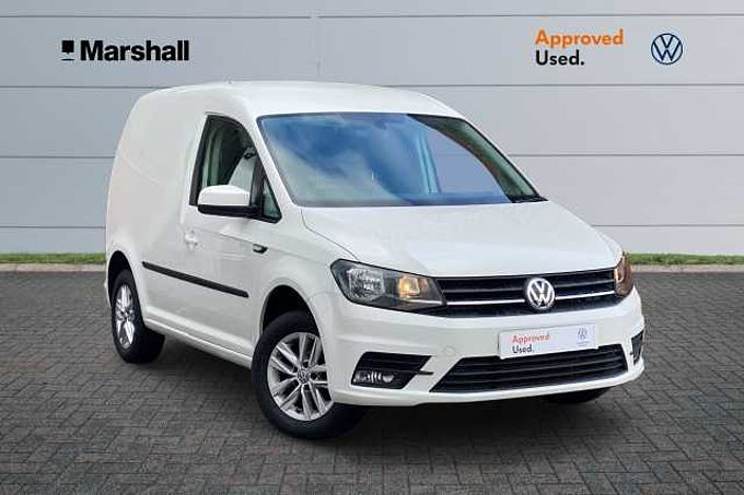 Volkswagen Caddy C20 Highline 2.0 TDI (102PS) BMT * Discover Nav, Cruise Control *