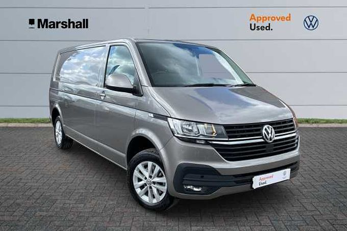 Volkswagen Transporter T30 LWB Panel Van 2.0TDI 150ps Highline DSG * Adaptive Cruise, Front & Rear Sensors *