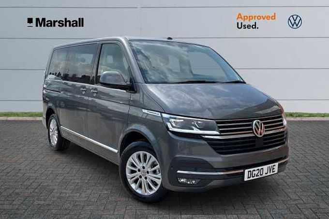 Volkswagen Caravelle Executive T6.1 2.0BiTDI 199ps DSG * Rear Camera, Nav, Adaptive Cruise *