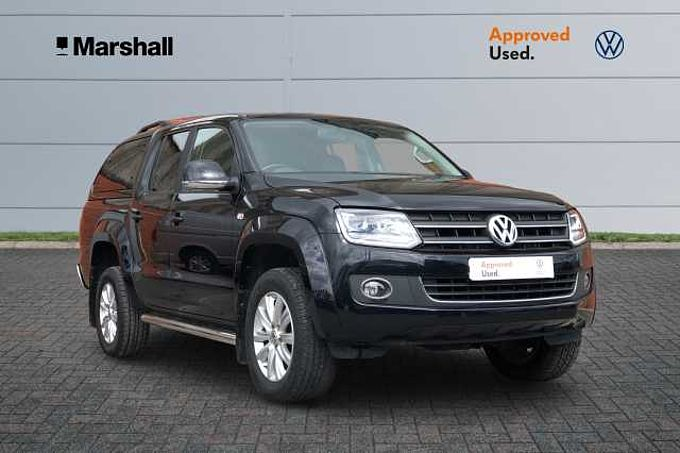 Volkswagen Amarok Highline 2.0BiTDi 180 BMT 4MOTION * Leather, Nav, Xenons *