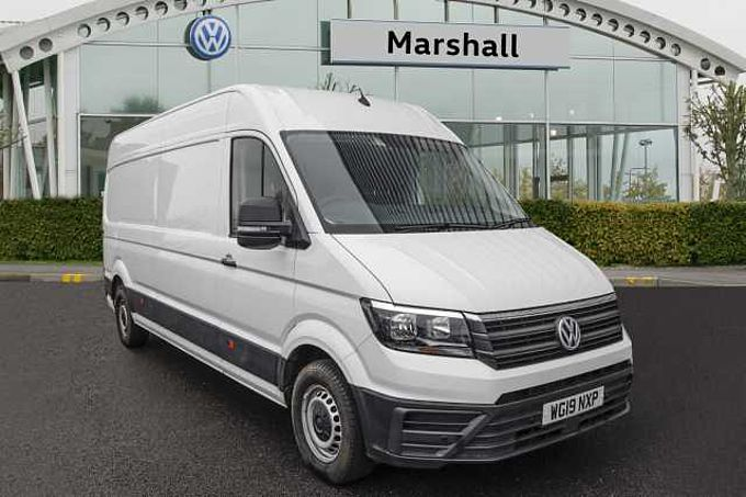 Volkswagen Crafter PV 2.0TDI (140PS)EU6 CR35 LWB Trendline Business Pack