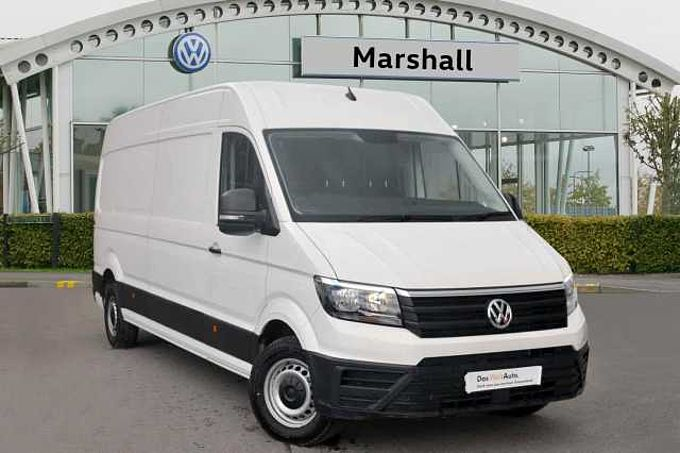 Volkswagen Crafter Cr35 Lwb Diesel 2.0 TDI 140PS Trendline Business High Roof Van RWD