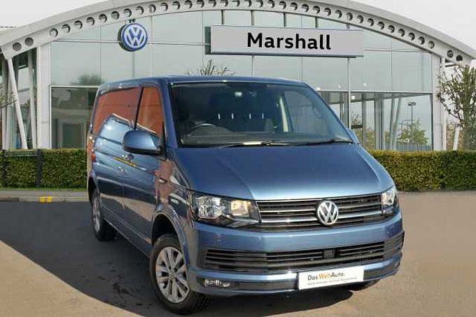 Volkswagen Transporter T30 Highline Panel Van SWB 2.0 TDI 102 BHP Manual