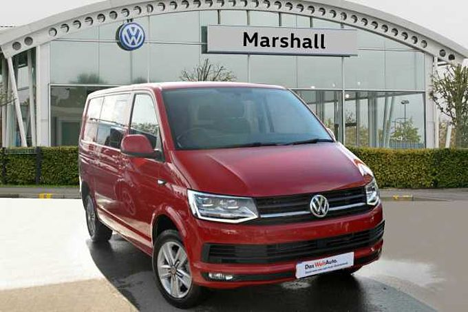 Volkswagen Transporter T32 Highline Kombi SWB 2.0 TDI 150 BHP Manual