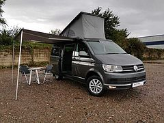 Volkswagen California Beach 150PS BMT DSG - Big Spec California Beach 150PS BMT DSG - Big Spec