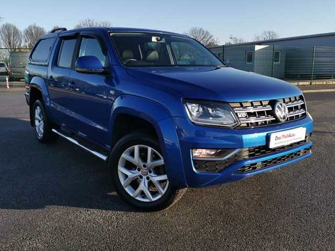 Volkswagen Amarok Aventura 3.0 V6TDI 224PS EU6 8sp Automatic 4Motion - TRUCKMAN TOP