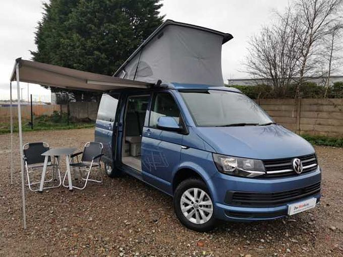 Volkswagen California Beach SWB 150PS 2.0TDI DSG