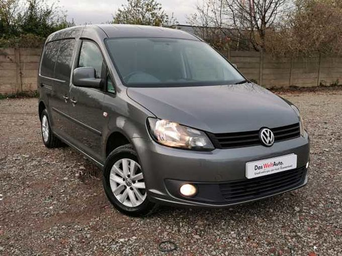 Volkswagen Caddy Maxi Panel Van 1.6 TDI C20 Highline DSG