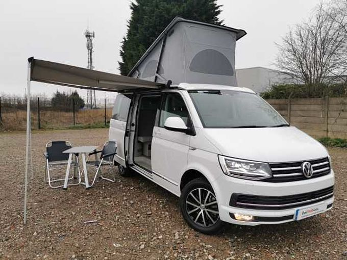 Volkswagen California Diesel Estate California Ocean SWB 199 PS 2.0 TDI BMT 7sp DSG