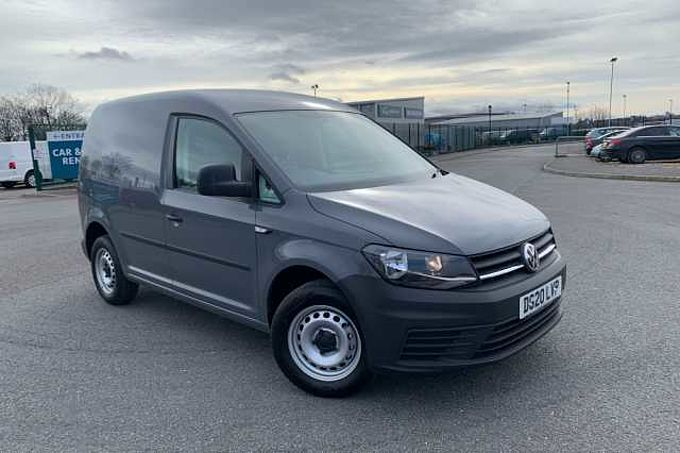 Volkswagen Caddy 2.0 TDI (102PS) C20 Startline Panel Van