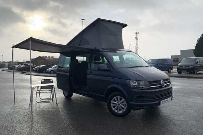 Volkswagen California Diesel Estate 2.0 TDI Beach 150 5dr Manual