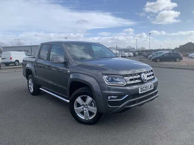 Volkswagen Amarok Highline 3.0TDI V6 258PS Highline - Big Spec
