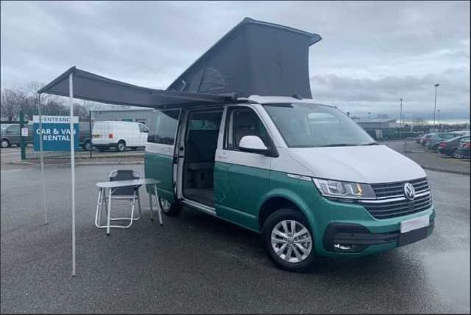 Volkswagen California Coast Diesel Estate 2.0 TDI Coast150 5dr DSG