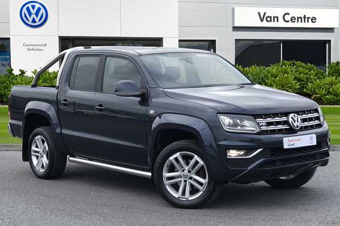Volkswagen Amarok Highline 224 PS 3.0 V6 TDI 8sp Automatic 4Motion