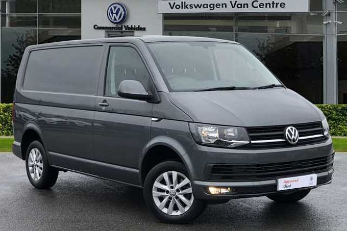 Volkswagen Transporter 2.0TDI (150PS)Eu6 T30 Highline SWB Panel Van