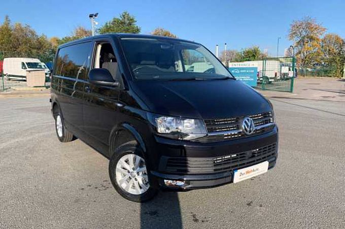 Volkswagen Transporter 2.0TDI (102PS) T28 Panel Van Highline SWB