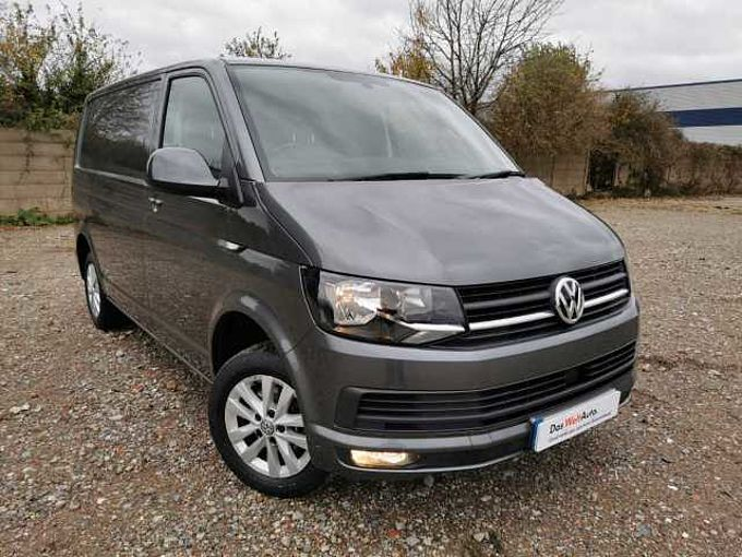 Volkswagen Transporter 2.0TDI (102PS) T28 Highline Panel Van SWB - TAILGATE