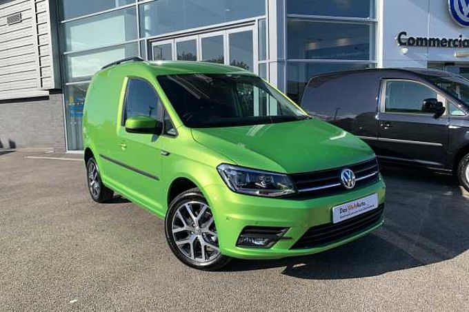 Volkswagen Caddy Panel Van 2.0 TDI (150PS) C20 Highline BMT Panel Van DSG  - Big Spec