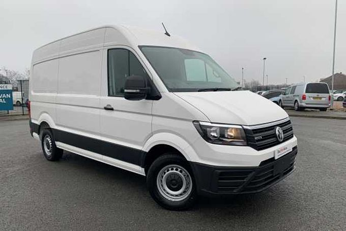 Volkswagen Crafter 2.0TDI (140PS) CR30 MWB Panel Van Startline 4Motion