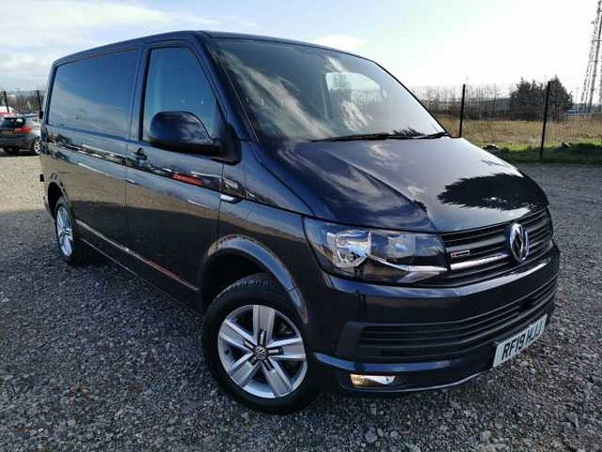 Volkswagen Transporter 2.0TDI 150PS Eu6 T32 Panel Van Highline SWB 4Motion