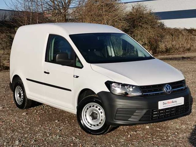 Volkswagen Caddy Panel Van 2.0 TDI (102PS) C20 Startline