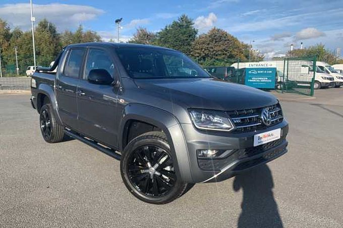 Volkswagen Amarok Black Edition 3.0TDI V6 204PS - Big Spec